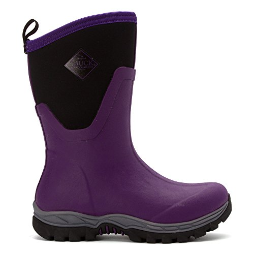 Boot Artic Muck Sport II Mid Boot Winter Women's Acai Purple xaxZqAP