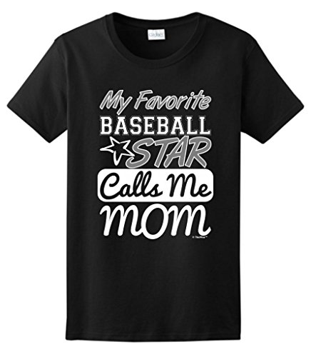 Favorite Baseball Calls Ladies T Shirt