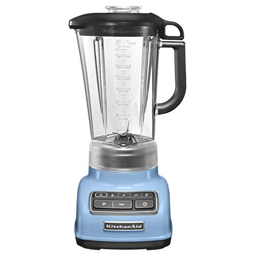 Kitchenaid 5KSB1585EVB - Batidora de vaso, color azul: Amazon ...