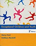 Exceptional Children and Youth, Nancy Hunt and Kathleen Marshall, 0618116508