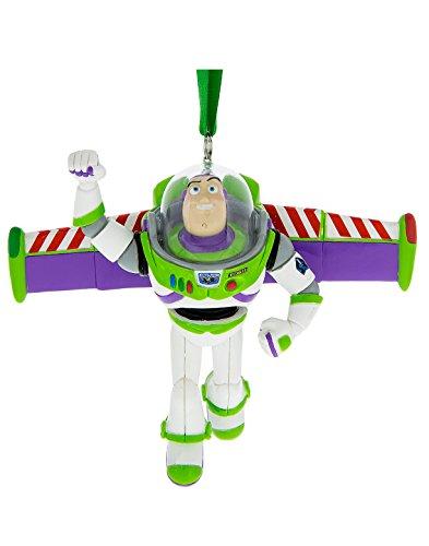 Disney Parks Toy Story Buzz Lightyear Figurine Ornament (Buzz Lightyear Ornament)