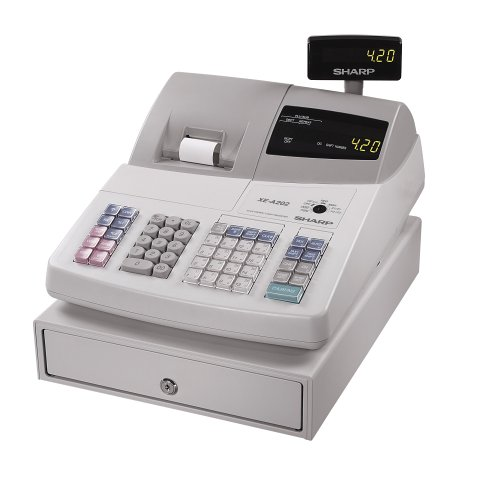 Sharp XE-A202 High-Speed Electronic Cash Register for sale  Delivered anywhere in USA