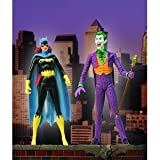 dc direct batgirl - Classic Silver Age Batgirl & Joker Deluxe Action Figure Set by DC Comics