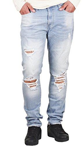 Jordan Craig Shredded Core Denim Sean Jeans by Jordan Craig