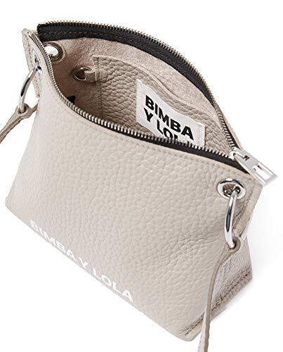 Bimba bag leather Lola 182BBGG1S cross trapezium Small y Femme body BqrpwBS