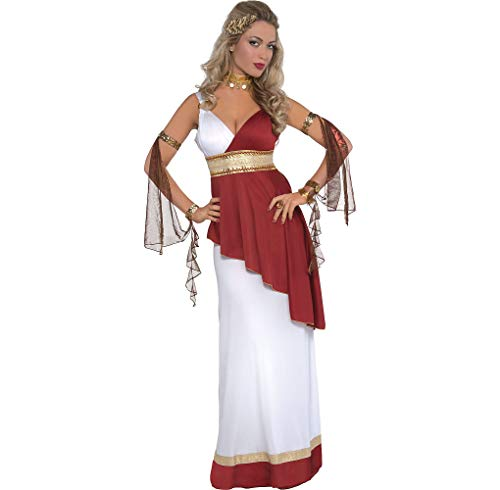 Amscan Adult Imperial Empress Costume - Medium (6-8) -