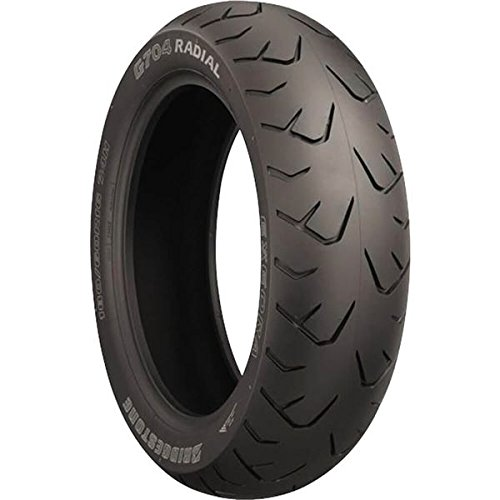 Bridgestone Excedra G704R Cruiser Rear Motorcycle Tire - Cross Tread Van