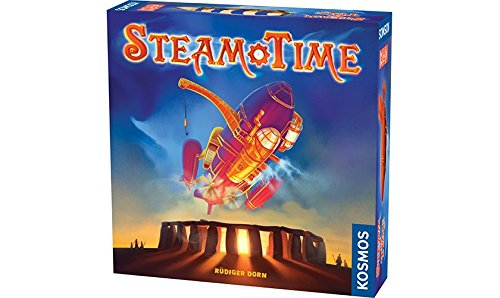 Steam Time Board Game 3