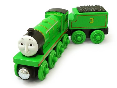 Fisher-Price Thomas & Friends Wooden Railway, Henry
