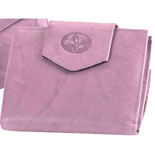 Buxton Heiress Ladies Cardex (Pink)