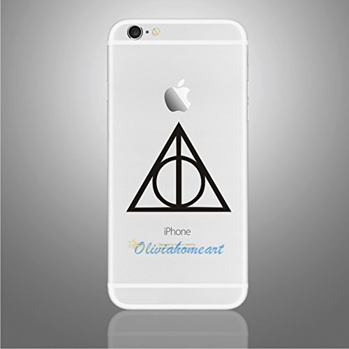 """Iphone 6 Decals Iphone Vinyl Decal Stickers 4.7""""- Triangle"""