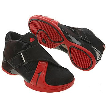 Image Unavailable. Image not available for. Color  adidas Men s T-Mac 5 ( Black Red Black ... 7aa54eaed