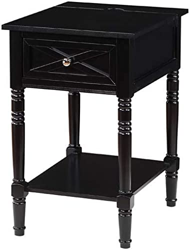 Convenience Concepts Country Oxford End Table