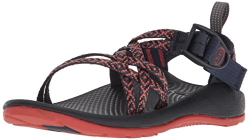 Chaco Unisex ZX1 Ecotread Sport Sandal, Padded Eclipse, 11 Medium US Little Kid