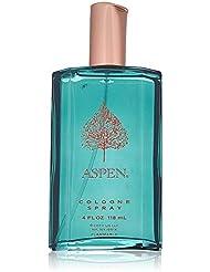 Aspen by Coty 4.0 oz 118 ml for Men Eau De Cologne