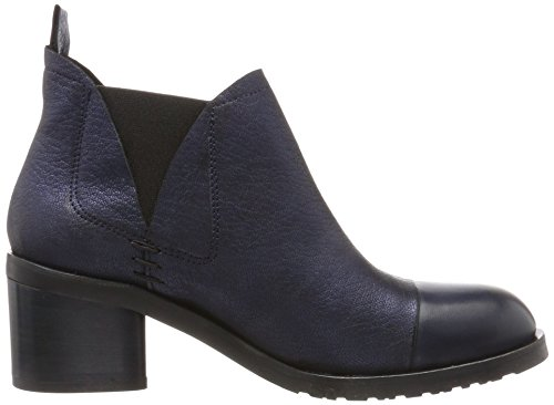 Mujer Princess Botas para Lili Notte Azul Mill Not Chelsea qapXgC