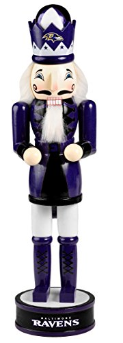 Baltimore Ravens NFL Nutcracker