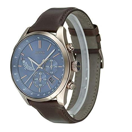 7aecb6cd5 Hugo Boss Grand Prix Men's Watch - 1513604: Amazon.com.au: Fashion