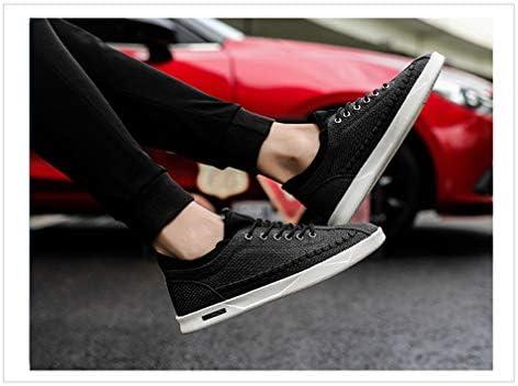キャンバス シューズ レースアップ スニーカー メンズ カジュアル ローカット フラット 滑り止め 履き脱ぎやすい 通学 海辺 私服 職場用 事務所 通気抜群 蒸れない 夏 布靴 かっこいい 黒 麻靴 ジョギング