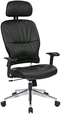 SPACE Seating Eco Leather Seat and Back