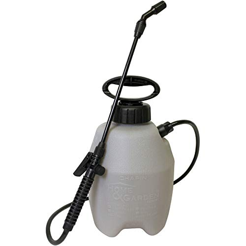 Chapin 1 Gallon Outdoor Home & Garden Plastic Herbicides Pesticides Tank Sprayer
