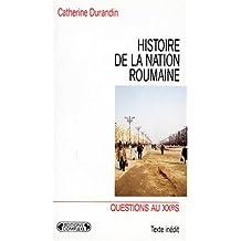 Histoire de la nation roumaine