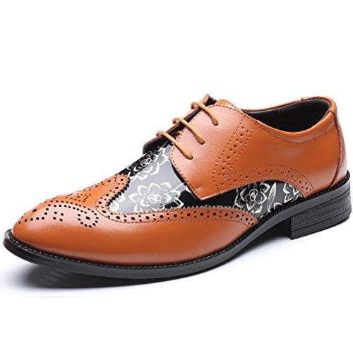 orange dress shoe laces - 8