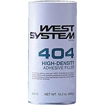 West System 40415 High-Density Filler-15.2 Oz