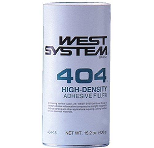 West System 40415 High-Density Filler-15.2 Oz