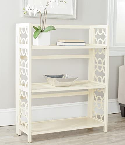 Safavieh American Homes Collection Natalie Barley 3-Shelf Bookcase