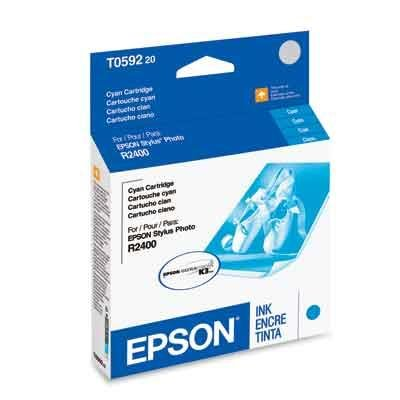 Epson America T059220 Cyan Cart for R2400