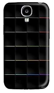 Samsung S4 Case Black Bookshelf 3D Custom Samsung S4 Case Cover