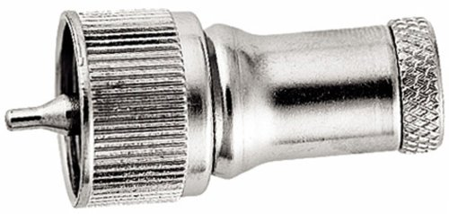 (Ancor 202175 Marine Grade Electrical UHF Coaxial Cable Plug (Twist-On, Male, RG58))