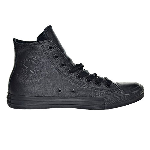 Converse Chuck Taylor All Star HI Men's Shoe Black Mono 135251c (9 D(M) US)