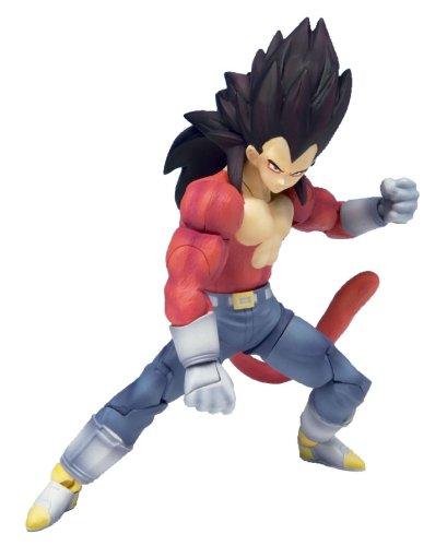 Dragon Ball Gt Vegeta - Dragonball GT Hybrid Action Figure Super Saiyan 4 Vegeta by Bandai