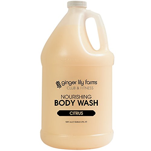 Top 10 best body wash gallon size for men 2019