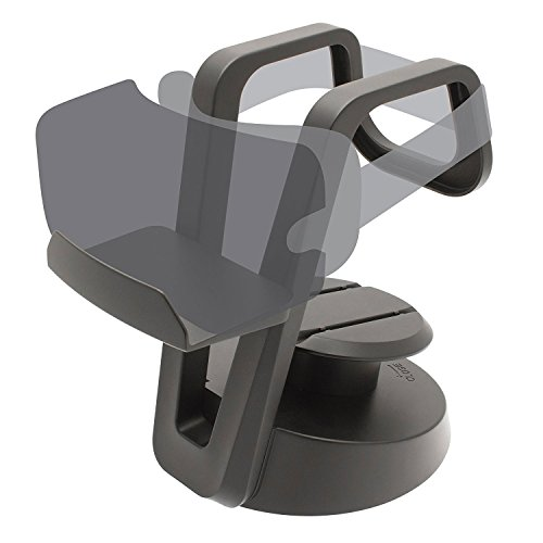 VR Stand 3D Glasses Headset Display Station - ElecGear Goggles Showcase Storage Mount Holder y organizador de cables para SONY PlayStation PS VR, Oculus Rift, HTC VIVE, Samsung Gear VR