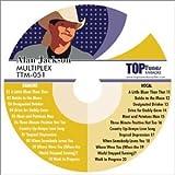 : Top Tunes M Series Karaoke Multiplex CDG Alan Jackson TTM-051