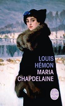 Dissertation Maria Chapdelaine | Etudier