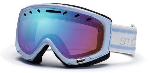 Smith Optics Phase Goggle (Petal Blue Bristol, Sensor Mirror), Outdoor Stuffs