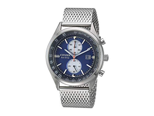 Citizen Watches Men's CA7020-58L Chandler Silver Tone One Size
