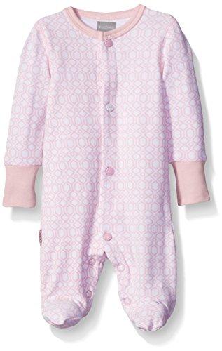 Kushies Banana Floral Pajamas Sleeper