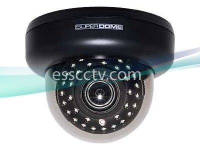 Camera Color Dsp (EYEMAX ID-6335V - SUPERDOME® Series IR Dome Camera + 700TVL + Sony EXVIEW HAD II CCD+ 2.8~12mm AVF + 0.1 Lux(Color)/0 Lux (B/W) + Sony Effio-E DSP Chip + OSD + 2DDNR + Smart IR+ ATR + HLC + 4-Axis + 12VDC)