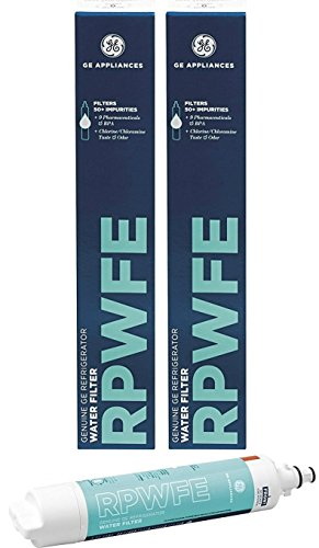 Price comparison product image GE RPWFE Refrigerator Water Filter Replaces Model RPWF (2 Pack)