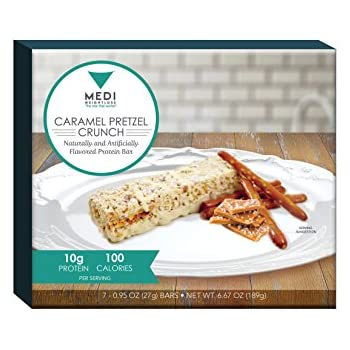 Amazon.com: Medi-Weightloss Caramel Pretzel Crunch Protein