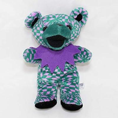 Grateful Dead Bean Bear Pearly Baker Teddy Bear: Toys & Games