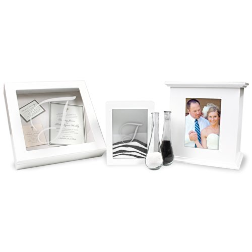 Cathy's Concepts Personalized Wedding Keepsake Collection Se