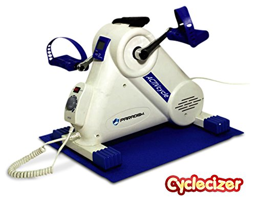 Aerobic Pedal Exerciser Bikes For Home Senior Spinning Exercise Fitness Machines by Cyclecizer