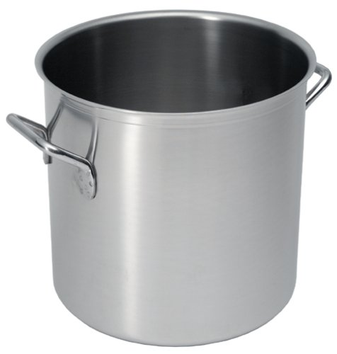 Sitram Catering 11.1-Quart Commercial Stainless Steel Stockpot