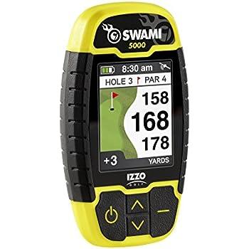 Izzo Golf Swami 5000 Golf GPS Rangefinder